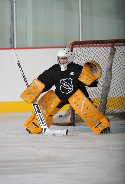 Usa Hockey Offers A Plethora Of Information And Drills Specific To Goaltenders Check Out The Material At Www Usahockeygoaltending Com Learn More