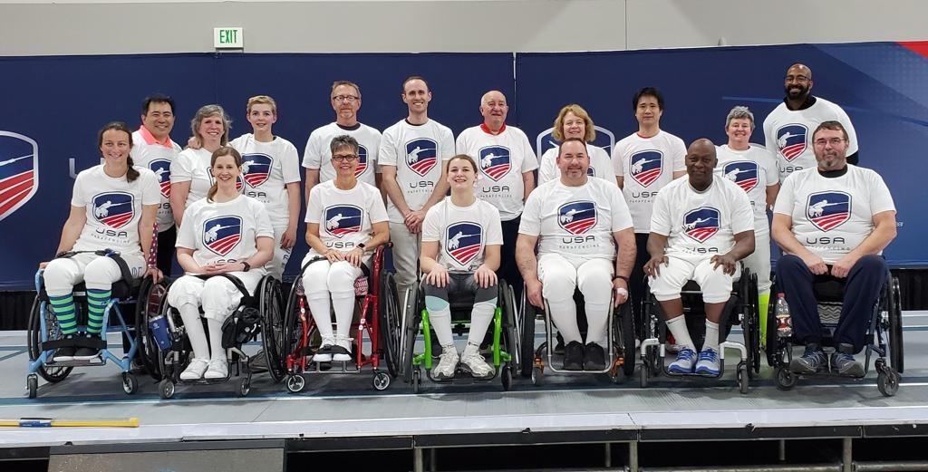 From Wheelchair Fencing to Parafencing, a New Era Begins