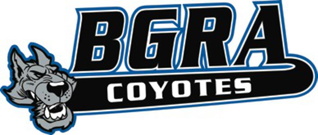 BGRA Coyotes Logo