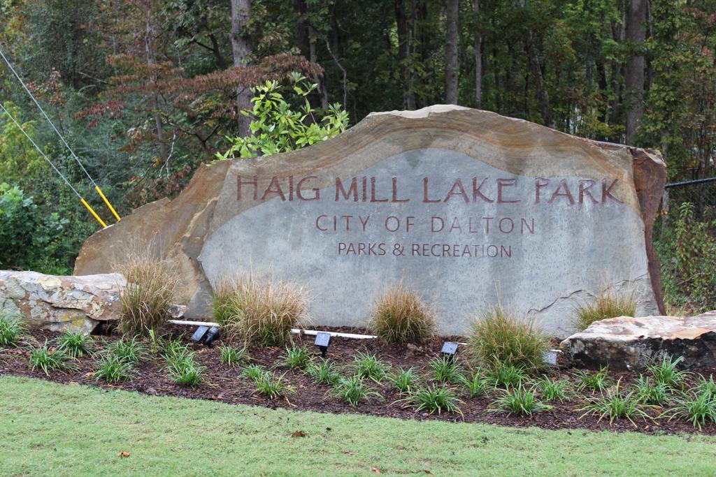 Haig Mill Lake Park