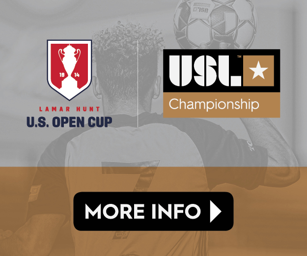 2019 US Open Cup Rail Ad