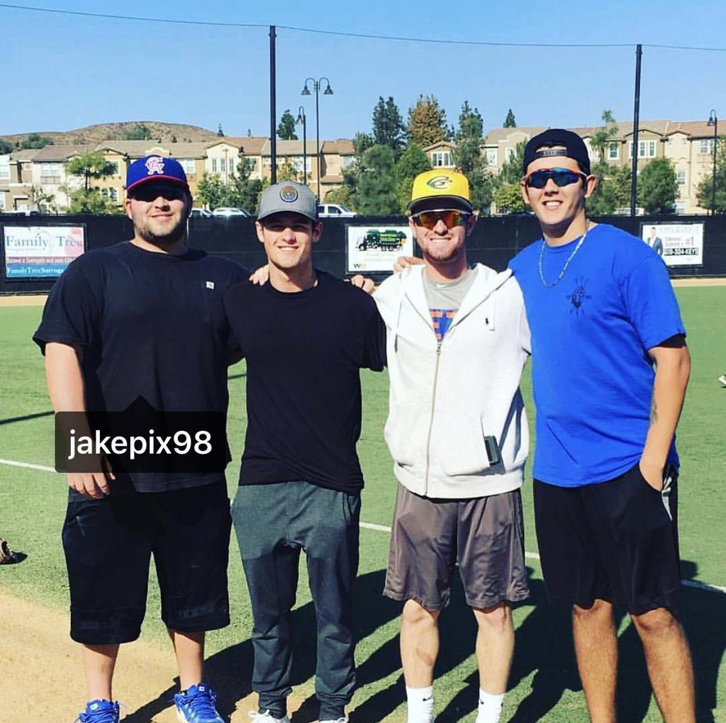 Jake Palet, Jake Boone, Tristen Salinas, Noah Nunez