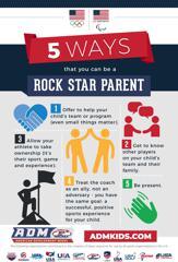 5 ways to be a rock star parent
