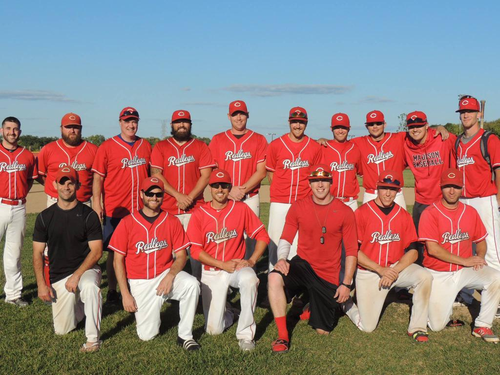 Camden Redlegs 2017 Team Photo