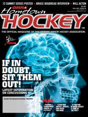 OMHA Hometown Hockey Fall 2012