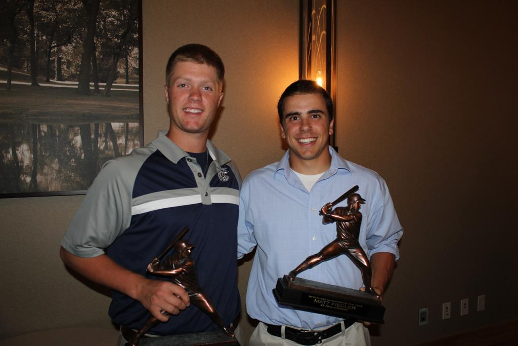 2012 Minnesota AAA and AA Players of the Year