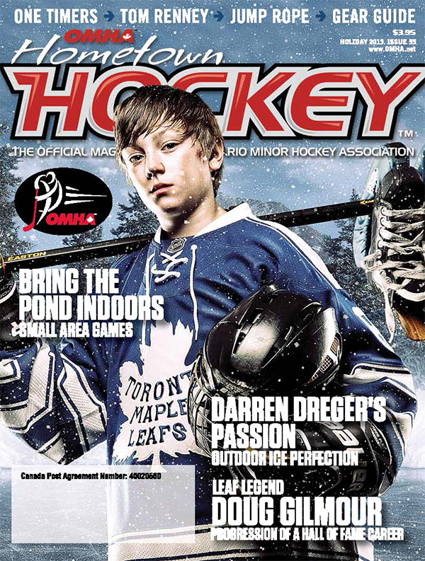 Hometown Hockey Magazine - Holiday 2013