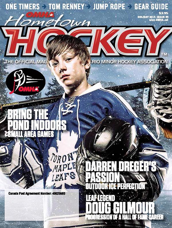 Hometown Hockey Magazine - Holiday 2013