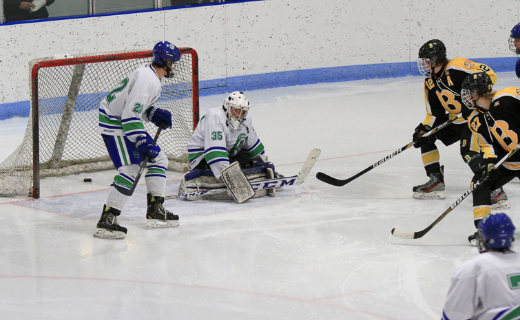 MN H.S.: 'The Missile' Has Landed - Burnsville Senior Will Missling Scores Winner Against Eagan, Finds Home On Top Line