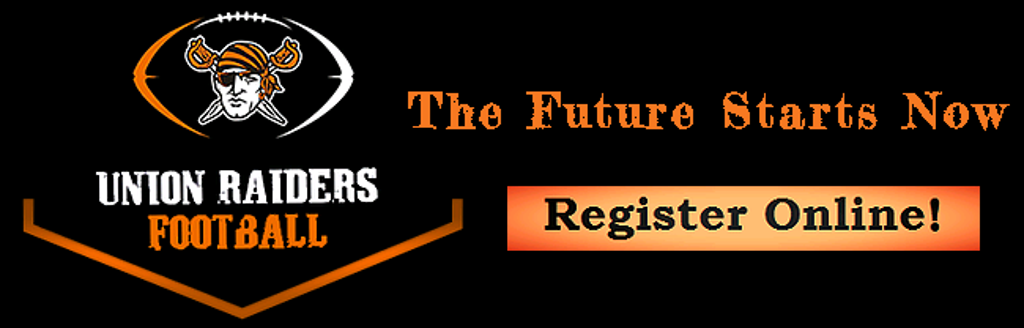 Union Raiders Youth Football Online Registration