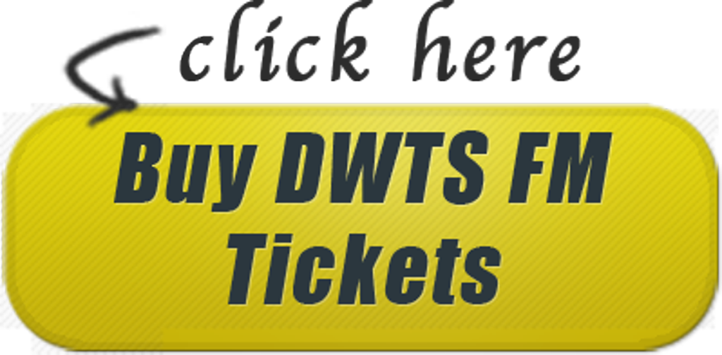 Buy Tickets to DWTS FM 2018