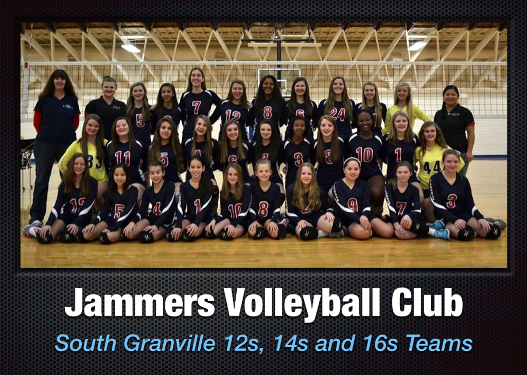 Jammers South Granville Teams