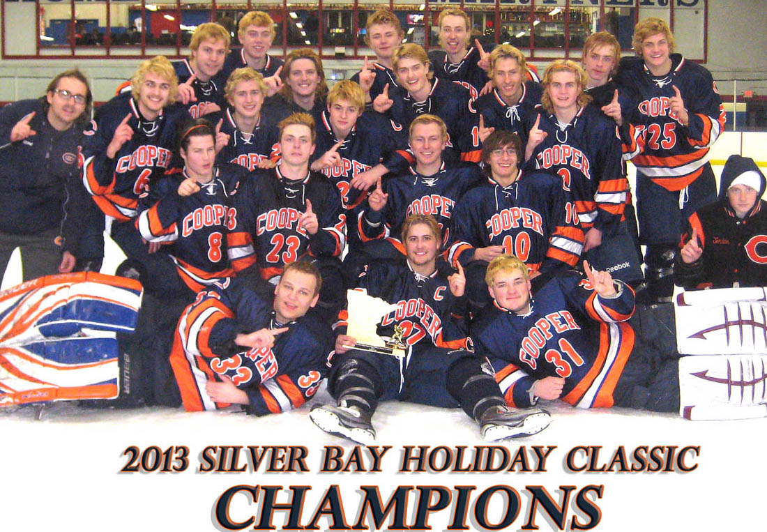 Silver Bay Holiday Classic Champions