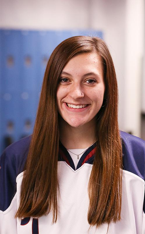 Olivia Schultz, defender for 19U Team Colorado AAA girls
