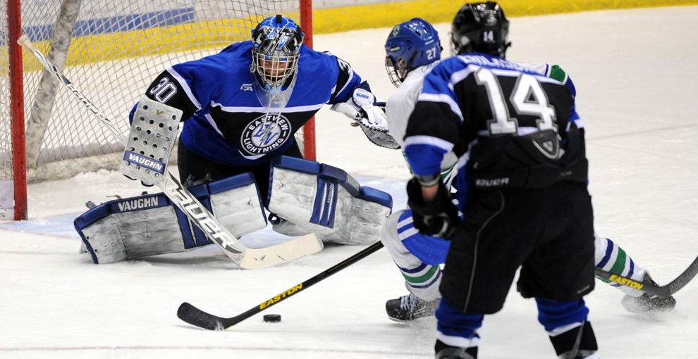 MN H.S.: Games Of The Week - Outstanding Eastview Goalie Zach Driscoll Will Need Another Solid Effort Agaisnt Surprising No.5 Lakeville North