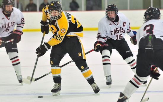 MN H.S.: Player Exodus Dividing Minnesota High School Hockey