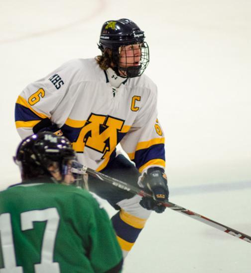MN H.S.: Nice Time For Mahtomedi Boys' Hockey Streak