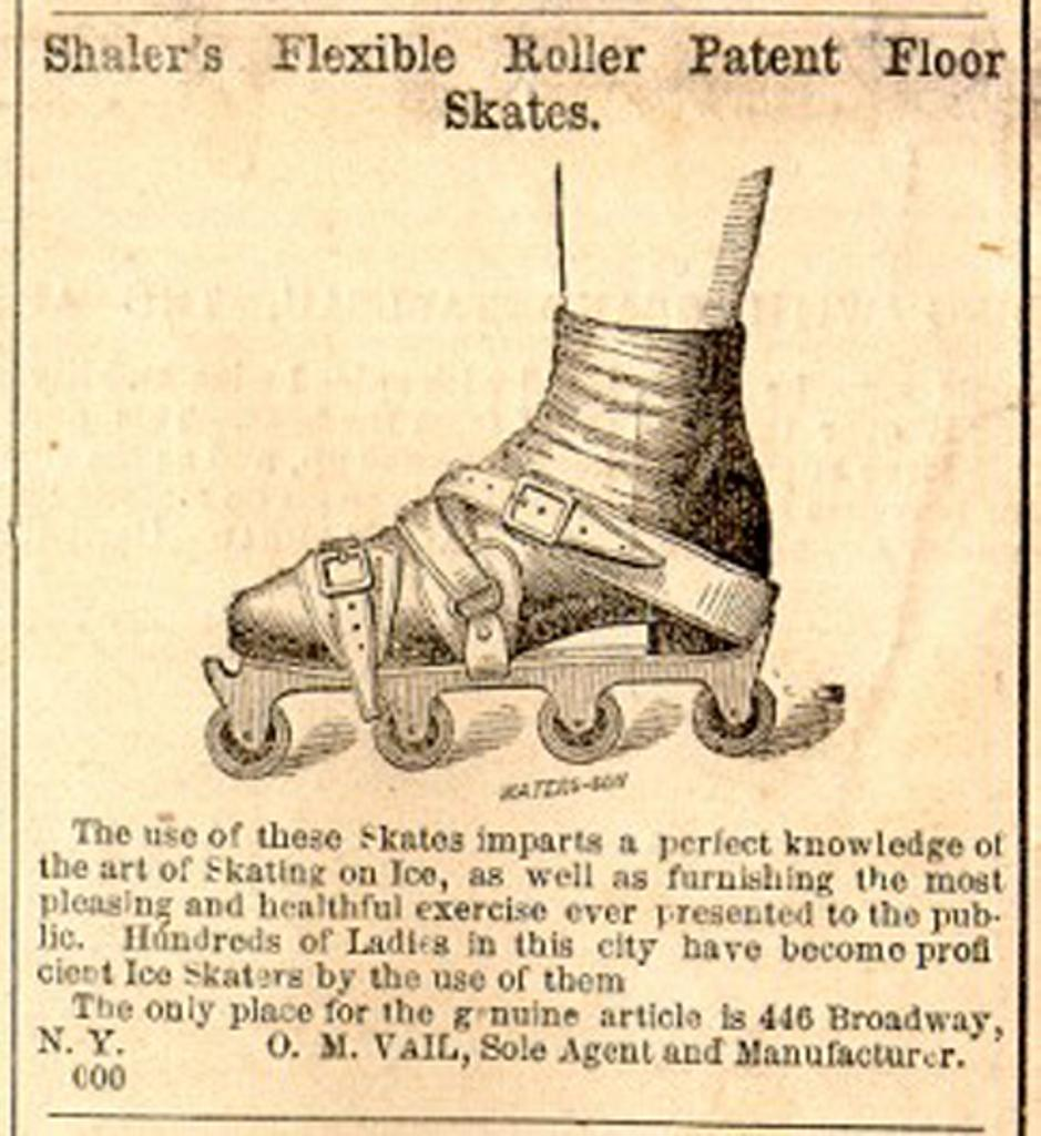 minnesota in line hockey and history of in line skates