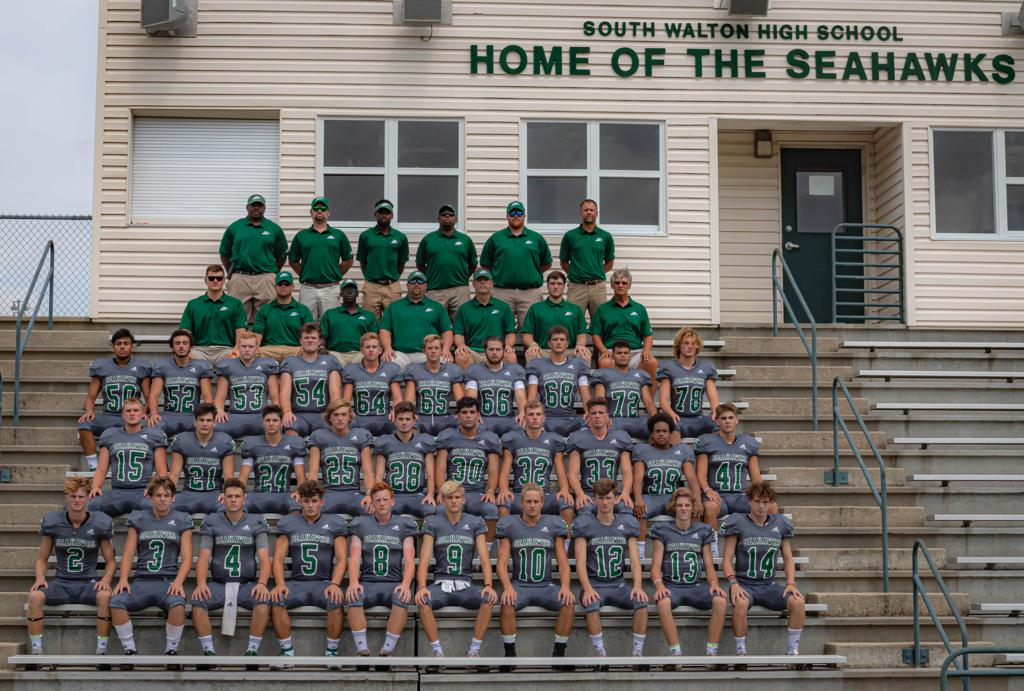 South Walton High School Football Varsity Team 2019