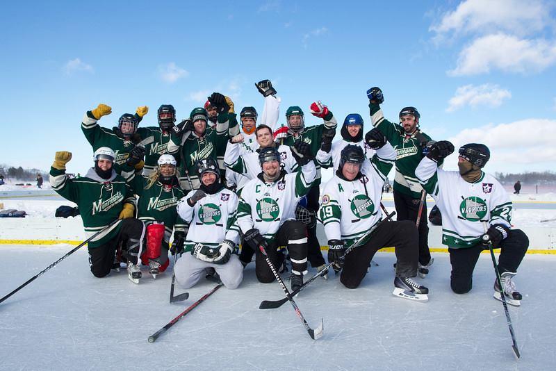 2014 US Pond Hockey