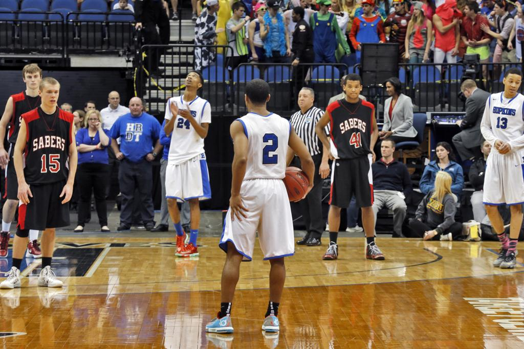 Debate Over Shot Clock Is Revived After Action Freezes In 4a Semis