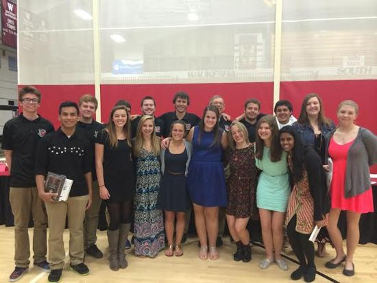2014 Scholar Athlete Night