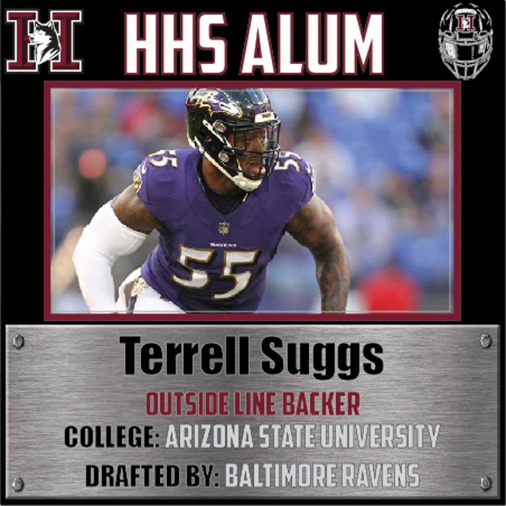 Terrell Suggs