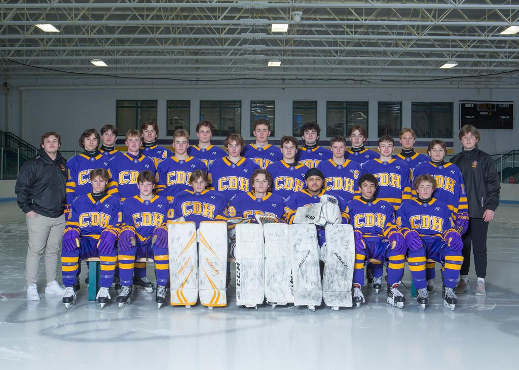 2020-21 Raiders Boys Varsity Hockey