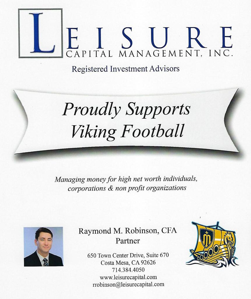 Leisure Capital Management Inc.