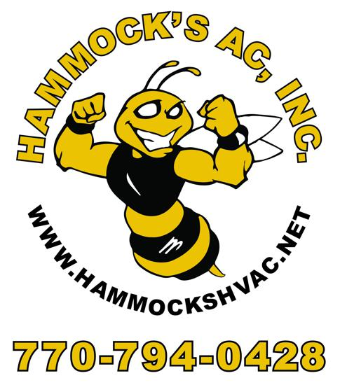 Hammock's HVAC Logo