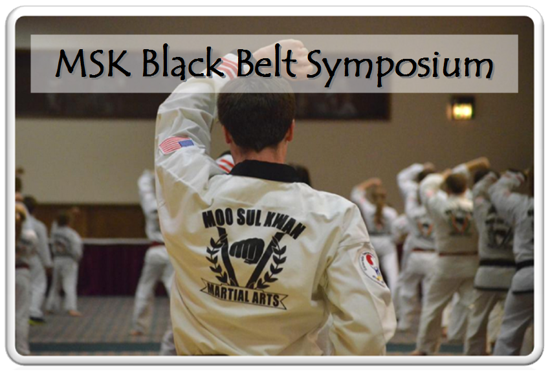 Moo Sul Kwan Black Belt Symposium