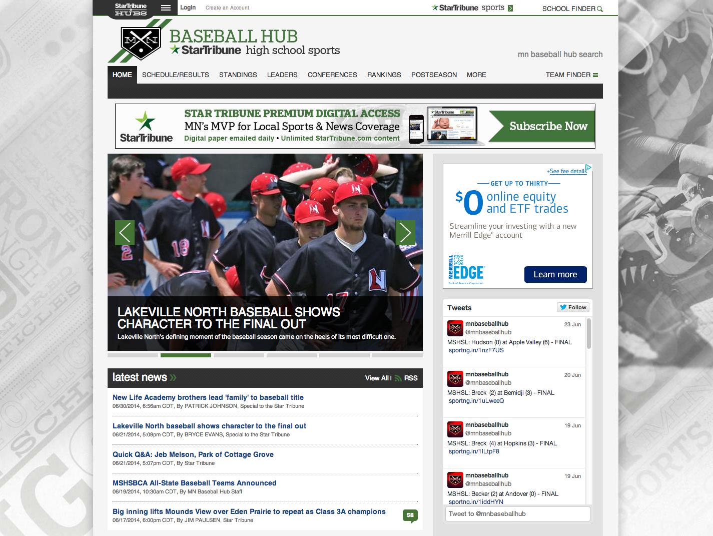 MN Baseball Hub