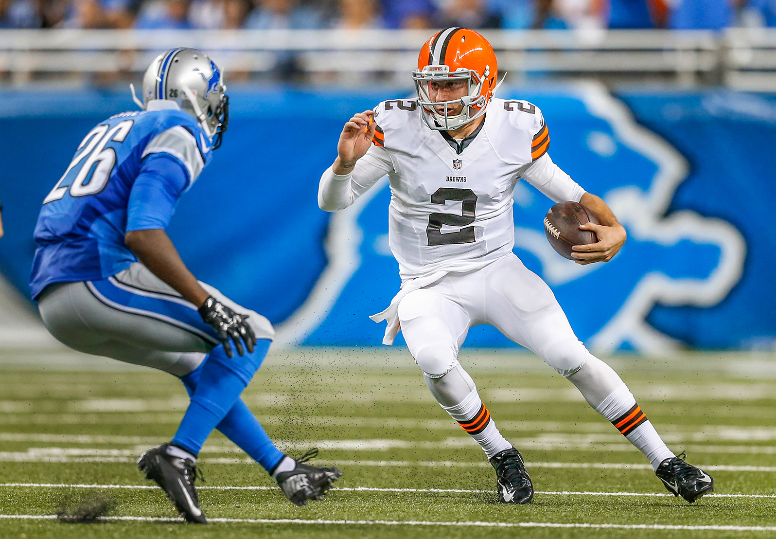 Cheap NFL Jerseys - Lions rally past Browns