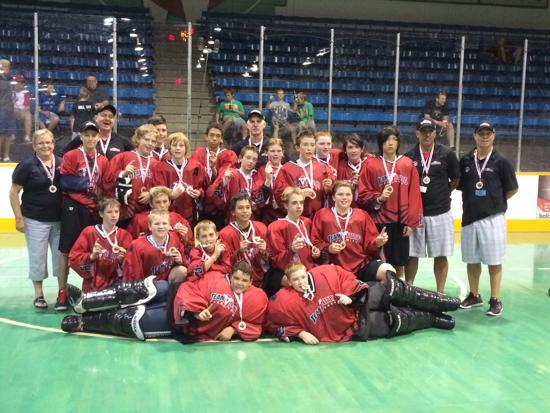 Ontario midget lacrosse — 9