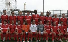 2006 Barons Mens' Team