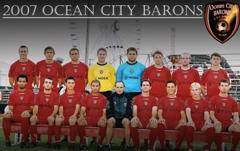 2007 Barons Mens' Team