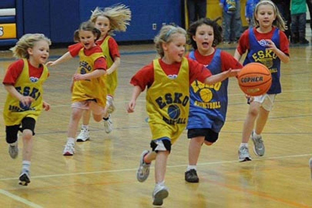Basketball - health benefits