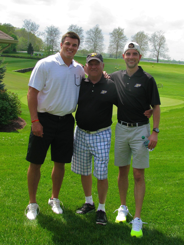 2014 Ryan Kerrigan Golf Outing and Color Dodgeball Tournament