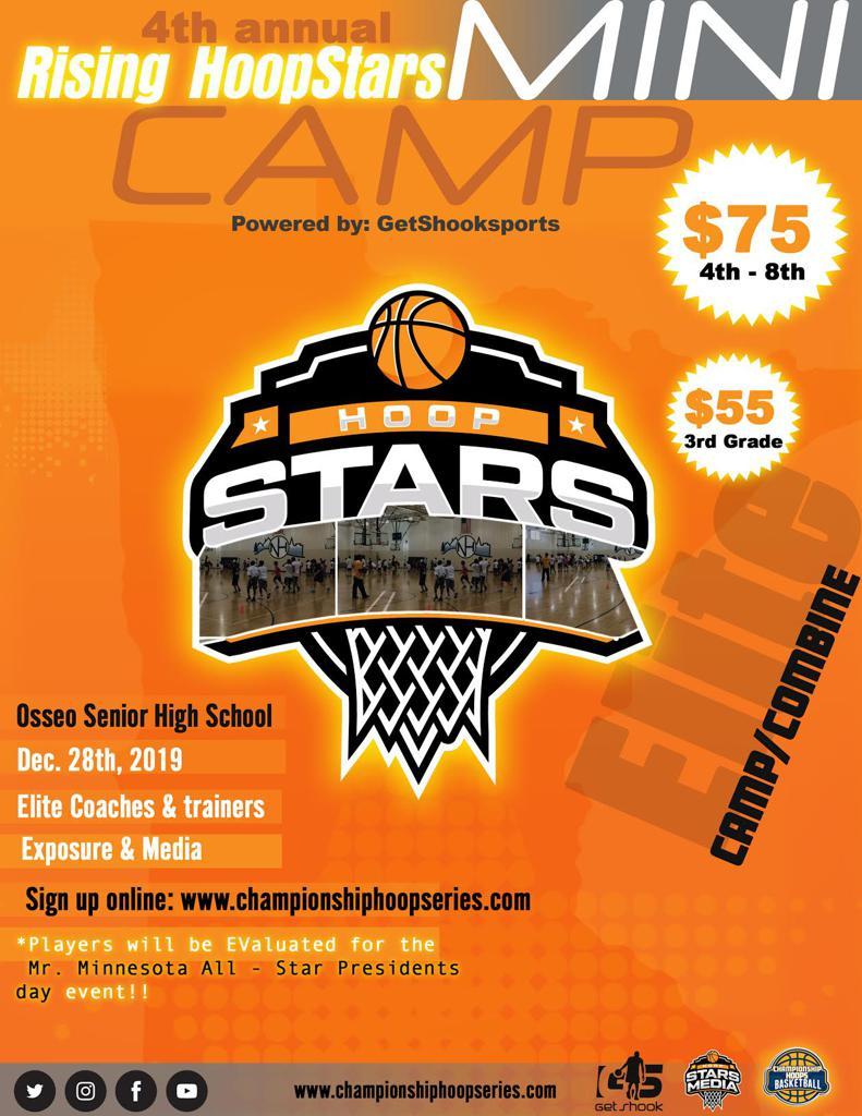 Rising HoopStars Camp
