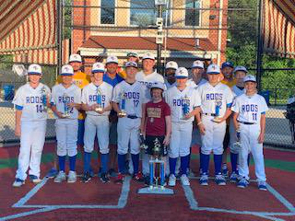 KC NORTH 12U ROOS BASEBALL HEAVEN CHAMPS