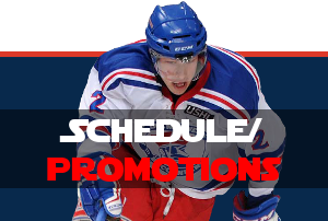 Schedule & Promotions