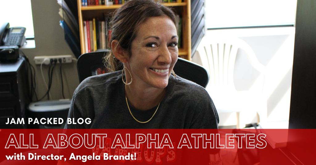 Alpha athletes jam packed blog image
