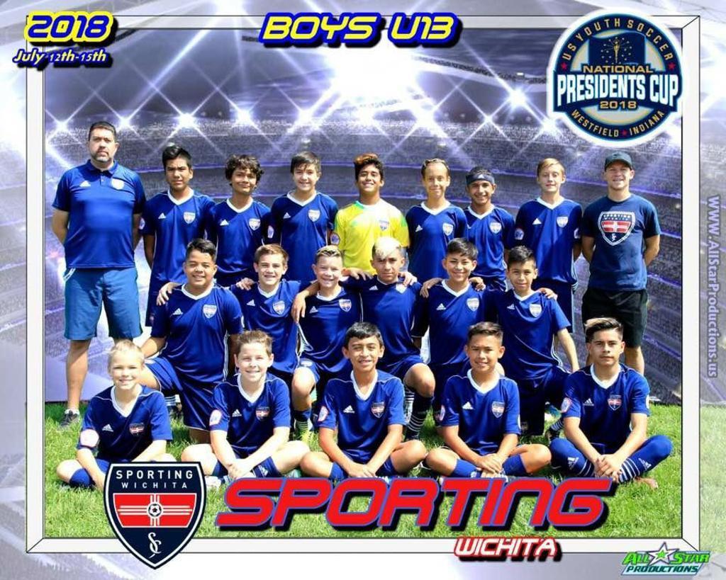 05 Sporting Wichita Elite