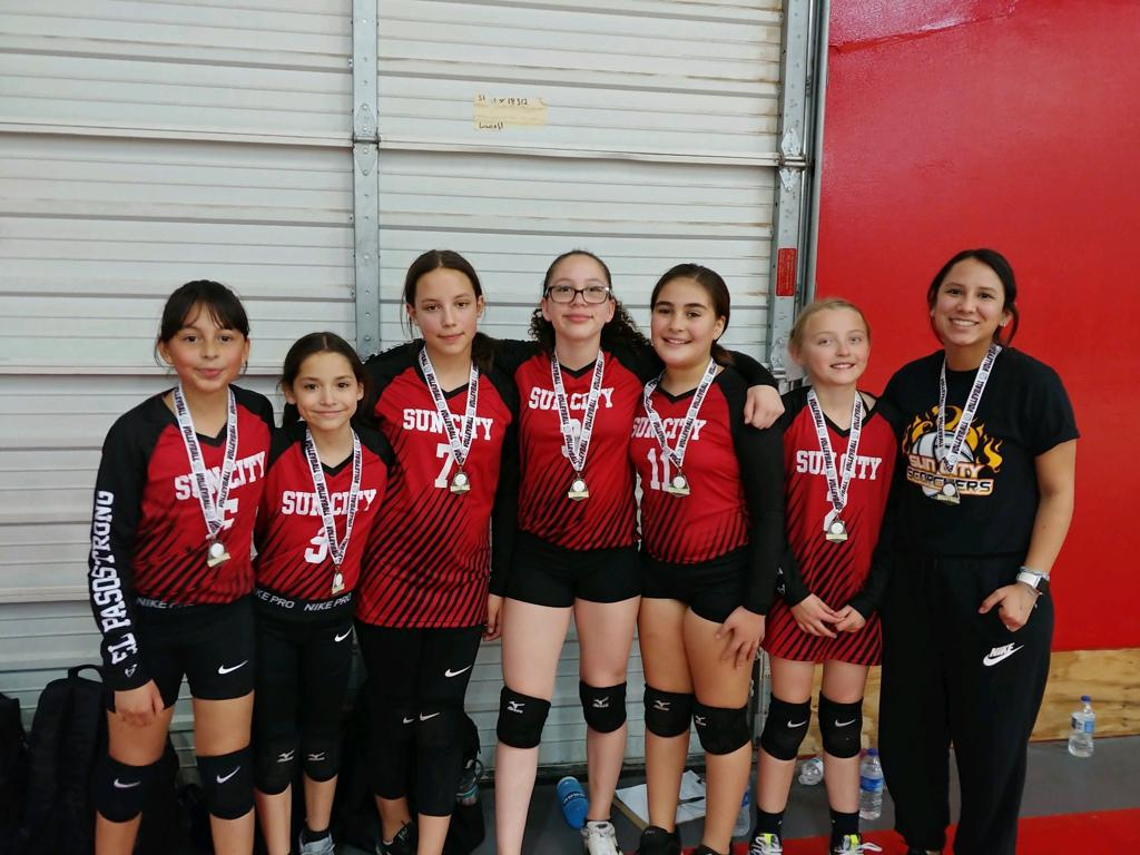 SCS Minis capture a metal in the Gold Bracket Jan 18,2020.  Congratulations to the Minis!