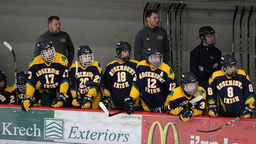 MN H.S.: Top Games - Rosemount, Prior Lake Jockey For Position In Wide-open South Suburban Conference