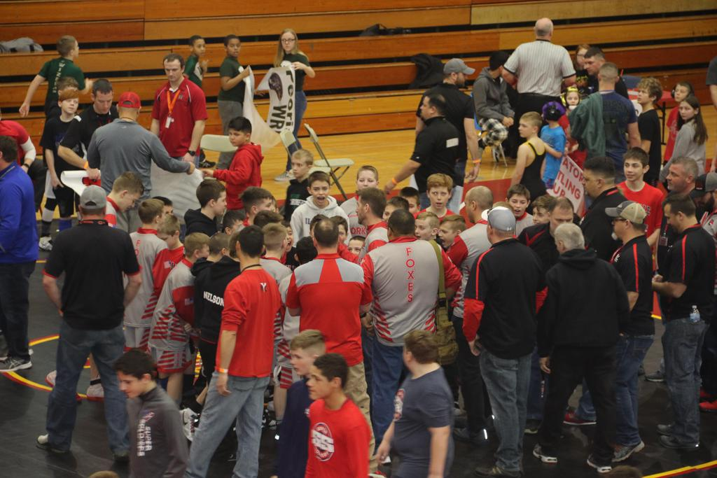 About the Yorkville Wrestling Club