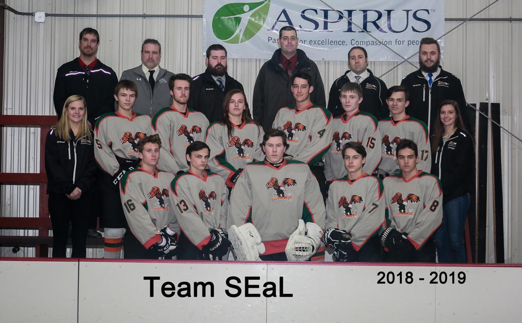 2018-2019 Team SEaL