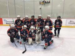 Ians team watford city small
