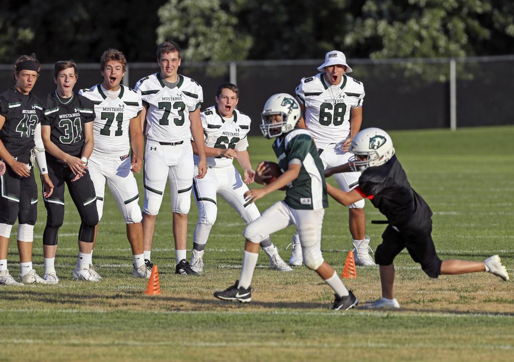 Prep Football Fights Back To Stem Drop In Numbers