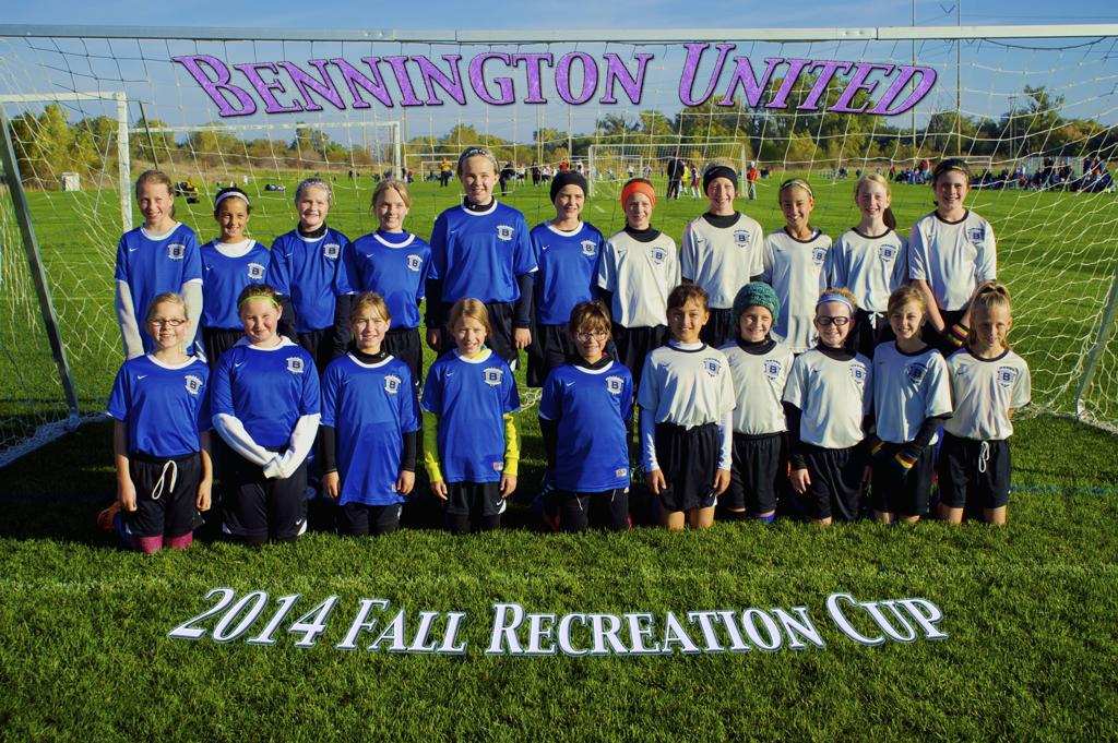 United   fall cup   team large